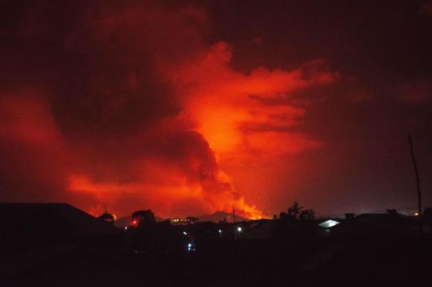 DRCONGO-DISASTER-VOLCANO