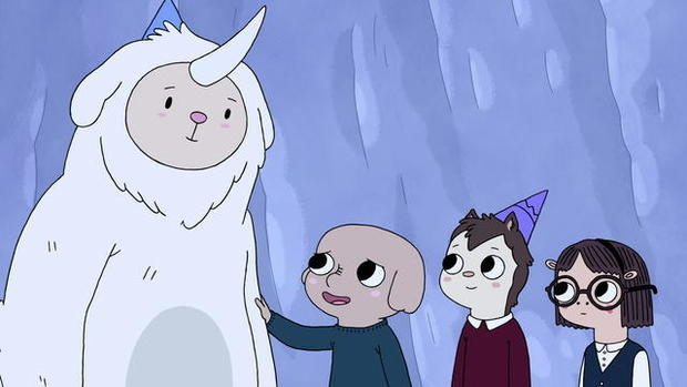 """Available June 17 on HBO Max: """"Summer Camp Island"""" Season 4 Premiere"""