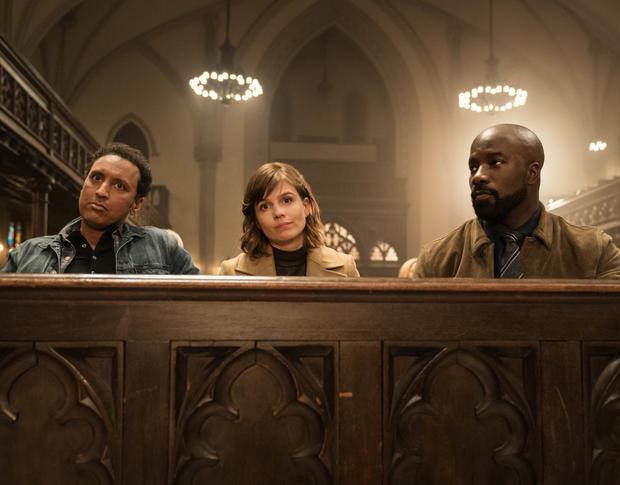 "Available June 20 on Paramount+: ""Evil"" Season 2 Premiere"
