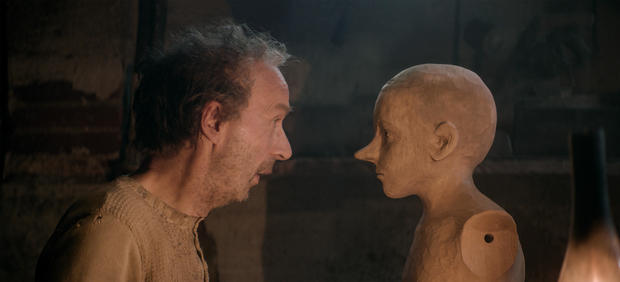 "Available June 11 on Amazon Prime Video: ""Pinocchio"""