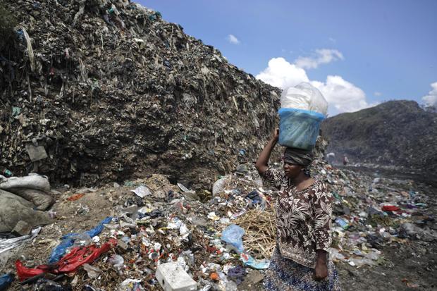 Kenya Climate Growing Waste