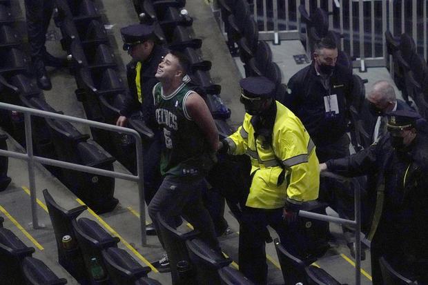 Nets Celtics Basketball