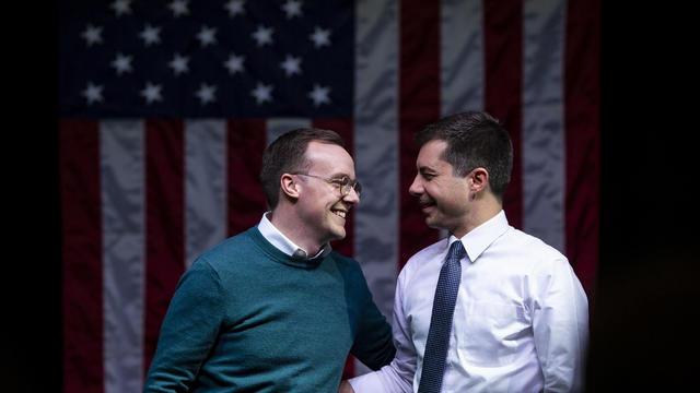 Pete Buttigieg Holds Iowa Campaign Events