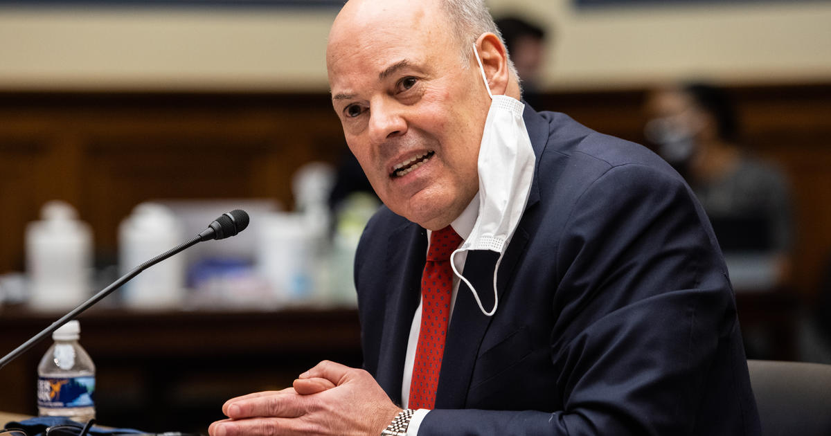 FBI investigating Postmaster General Louis DeJoy over campaign fundraising