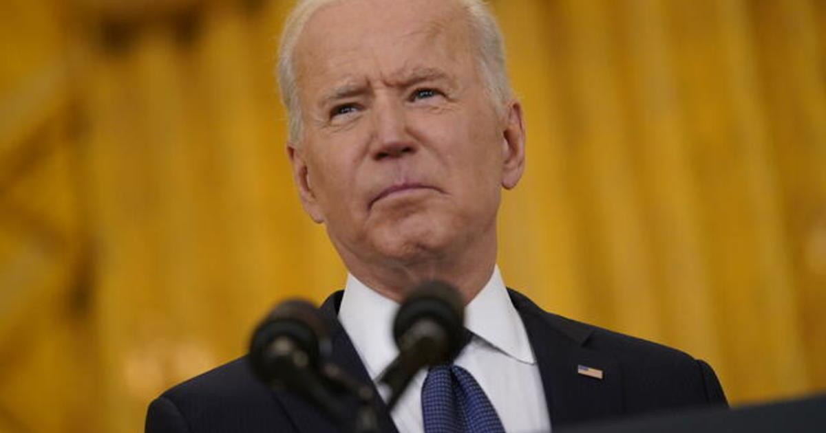 Biden mengakhiri negosiasi infrastruktur dengan para senator Republik thumbnail