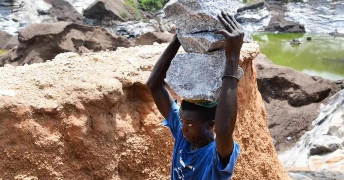 """""""Wake-up call"""": World sees first rise in child labor in 20 years, U.N. says"""