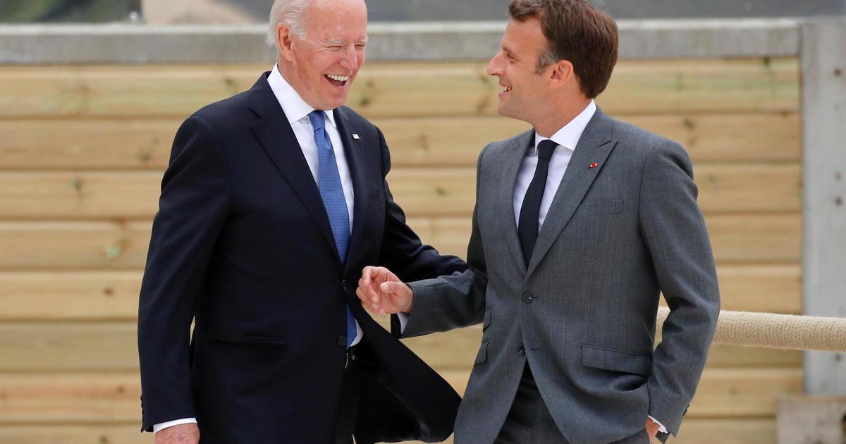 Biden dan para pemimpin G7 akan membuat keputusan untuk menyumbangkan 1 miliar vaksin COVID-19 thumbnail