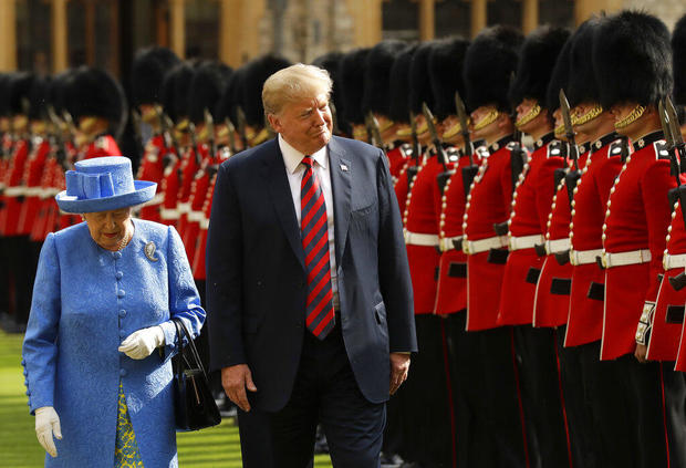 Queen Presidents
