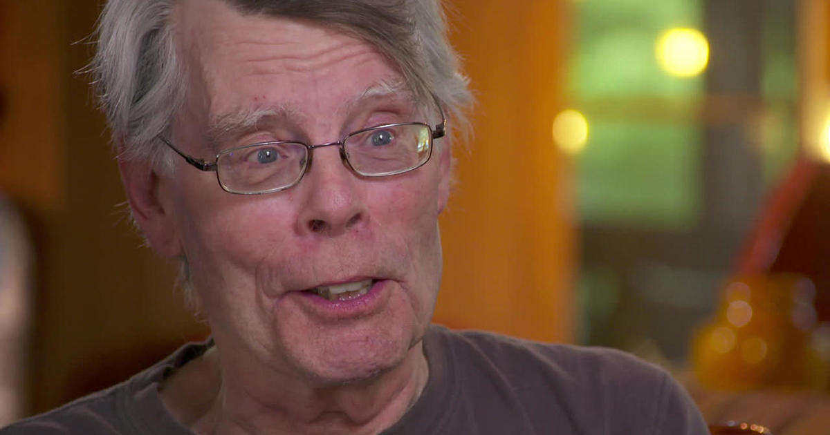 """Stephen King on """"Lisey's Story"""" and keeping his imagination young"""