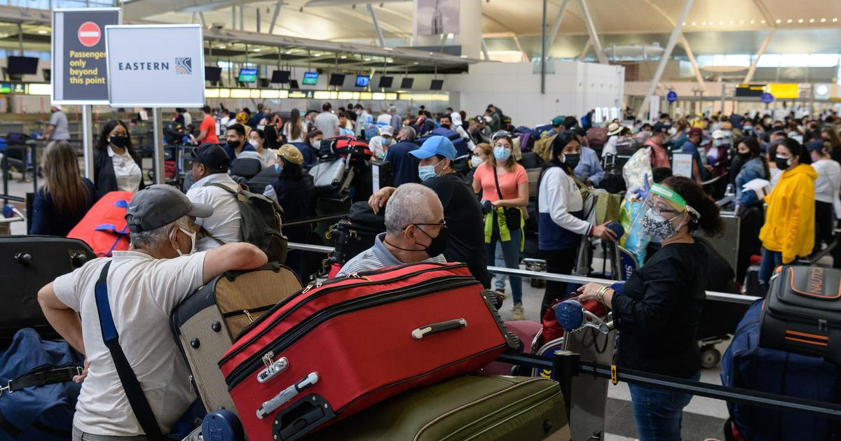 U.S. travel restrictions are staying in place