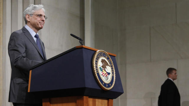 Attorney General Garland Delivers Policy Address On Voting Rights