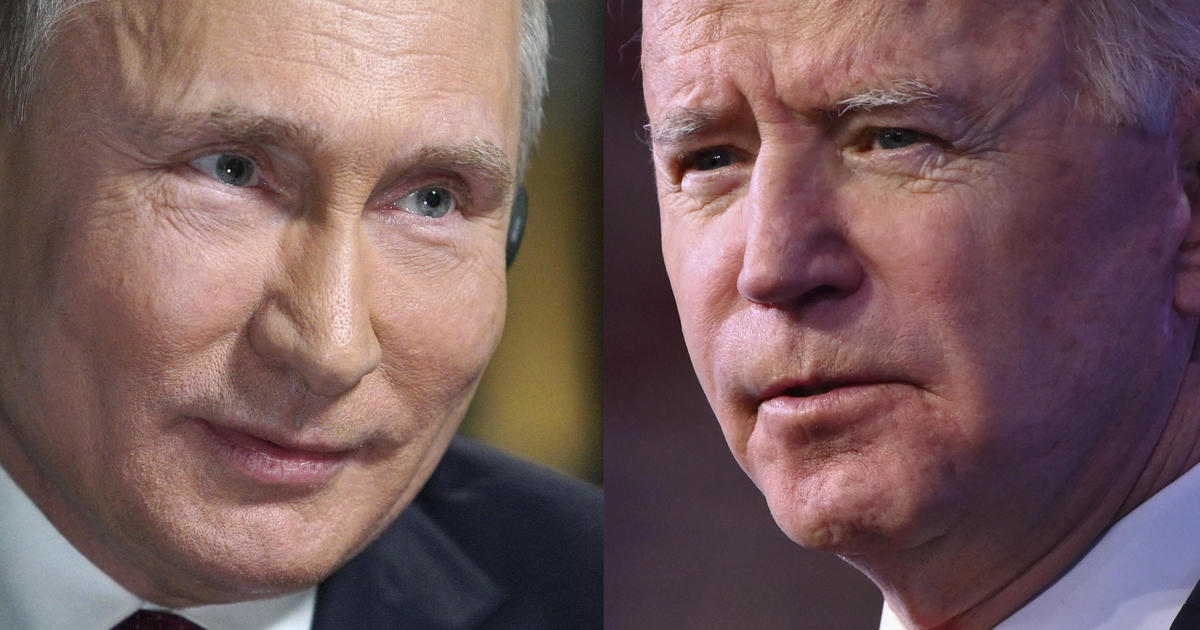 Biden expected to confront Putin on Americans imprisoned in Russia