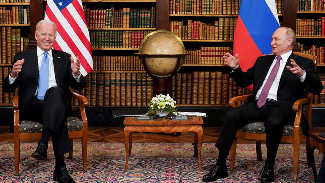 U.S.-Russia summit in Geneva