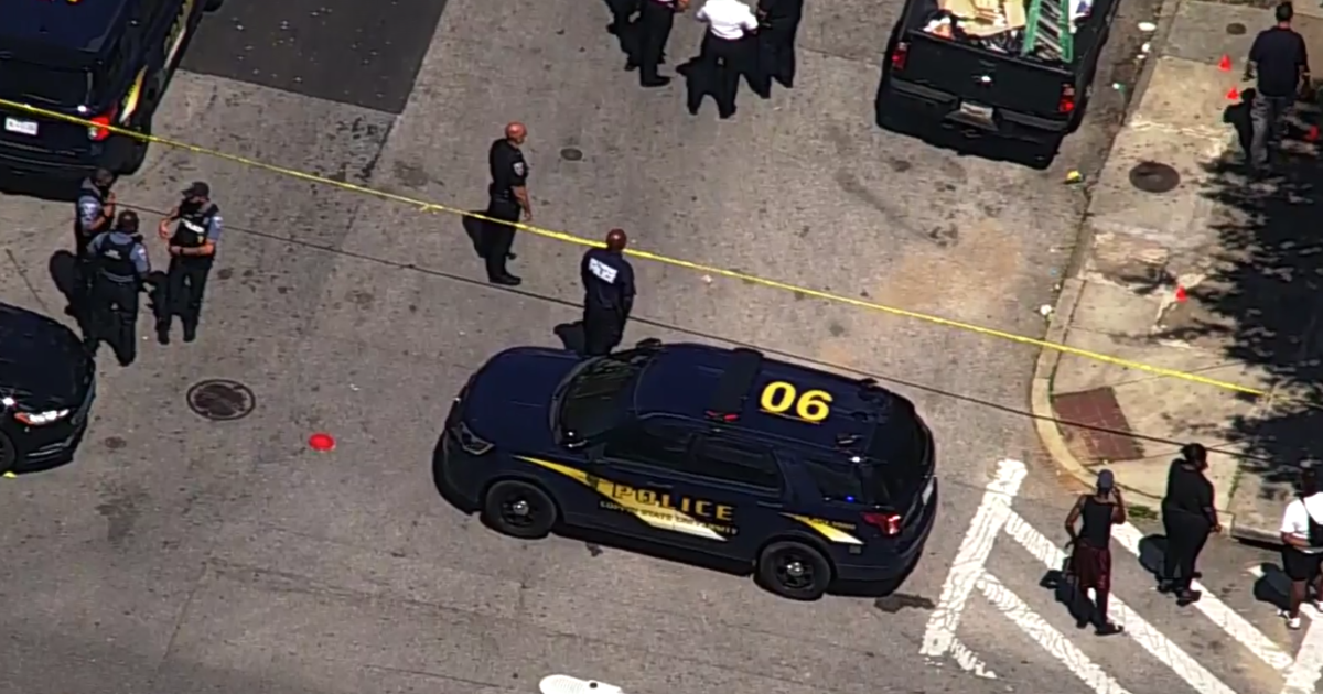 1 killed and 5 wounded in Baltimore shooting