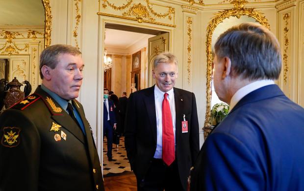 Russia-United States summit in Geneva