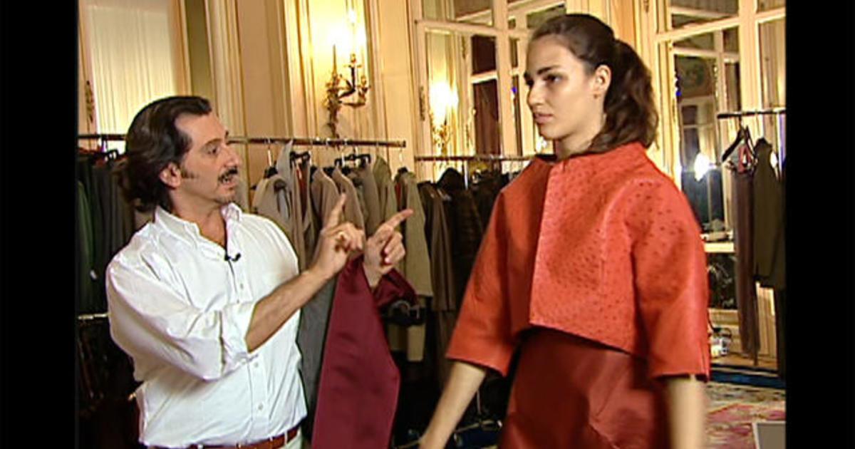 From 2002: Fashion designer Ralph Rucci