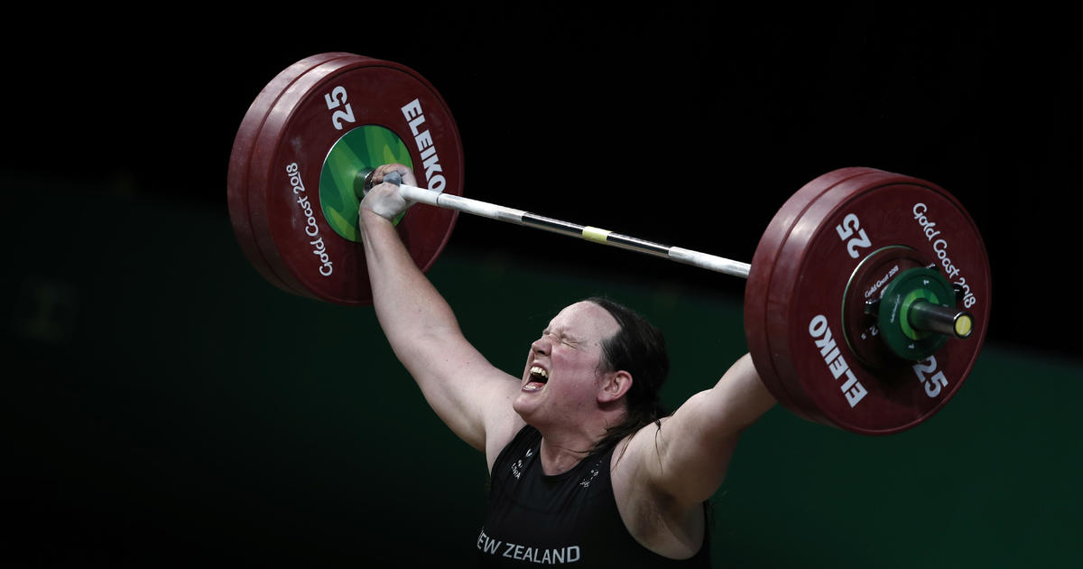 Weightlifter will be first trans athlete to compete at Olympics
