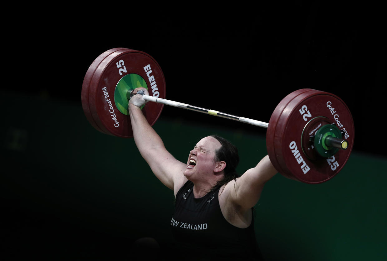 New Zealand weightlifter Laurel Hubbard to become first ...