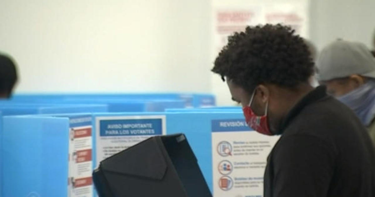 GOP senators block sweeping voting rights bill