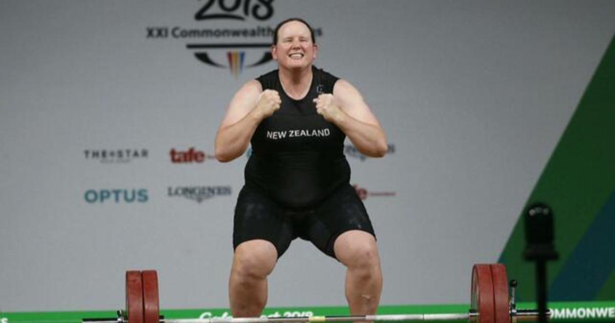 New Zealand weightlifter Laurel Hubbard ignites debate over transgender athletes