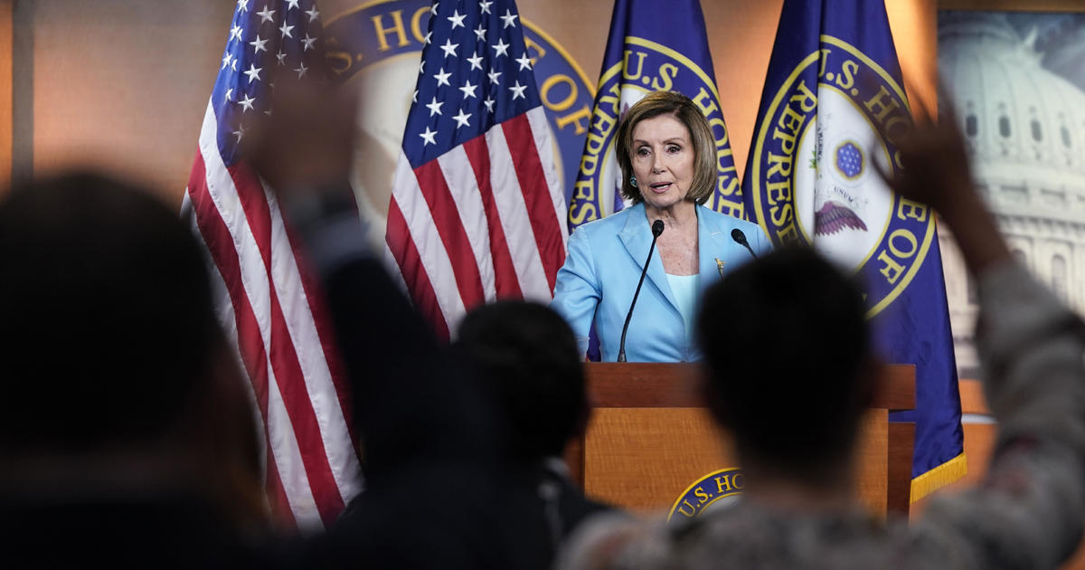 Pelosi announces creation of select committee on January 6