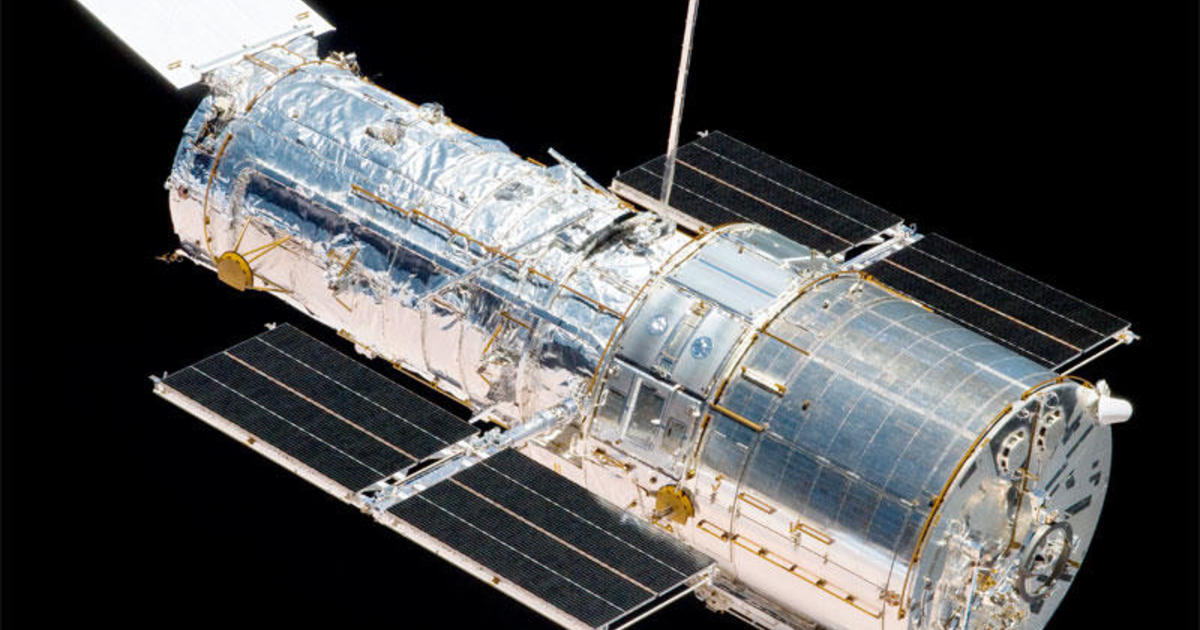 NASA working to resolve computer glitch, return Hubble Space Telescope to service