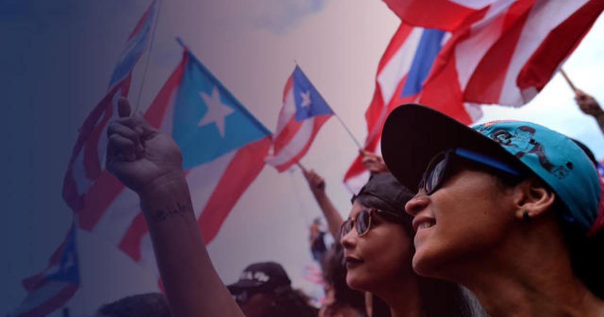 CBSN Originals   Fighting for Paradise: Puerto Rico's Future