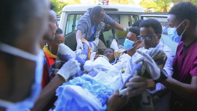 Ethiopia-Tigray airstrike