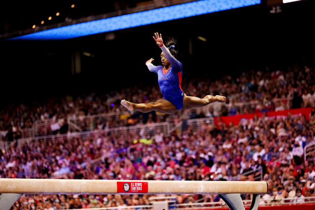 2021 U.S. Olympic Trials - Gymnastics - Day 2