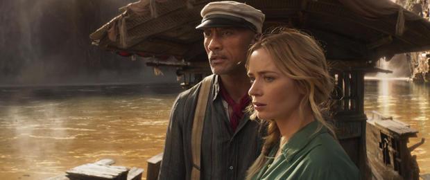 """Available July 30 on Disney+: """"Jungle Cruise"""""""