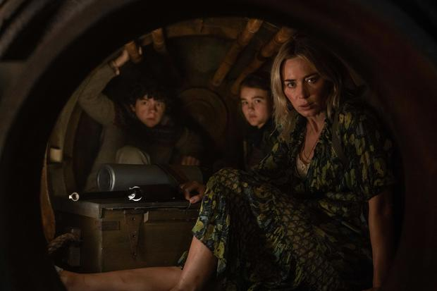 """Available July 13 on Paramount+: """"A Quiet Place II"""""""