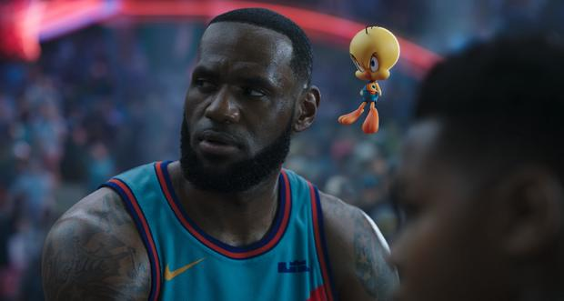 """Available July 16 on HBO Max: """"Space Jam: A New Legacy"""""""