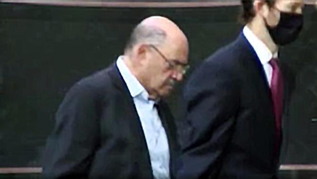 Allen Weisselberg arrival at court