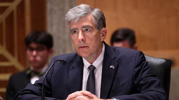 Senate Homeland Security Committee Considers Nominees For Cybersecurity Posts