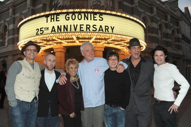 "Warner Bros. ""The Goonies"" 25th Anniversary Celebration"
