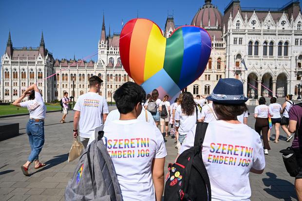 HUNGARY-POLITICS-LGBTQ-SOCIAL-GENDER