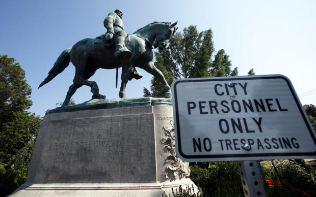 Confederate Monuments-Charlottesville