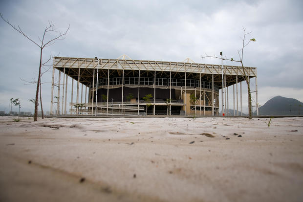 Rio Olympic Park 9 Months After the Rio 2016 Olympics