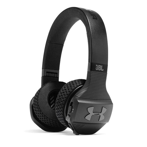 JBL Under Armour Sport Wireless Train – On-Ear Bluetooth Headphones