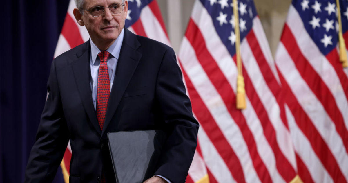 Attorney General Merrick Garland issues new guidelines on White House communications with Justice Department
