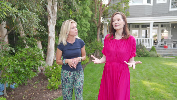 Geena Davis Interview on Improving Opportunities For Women on Screen