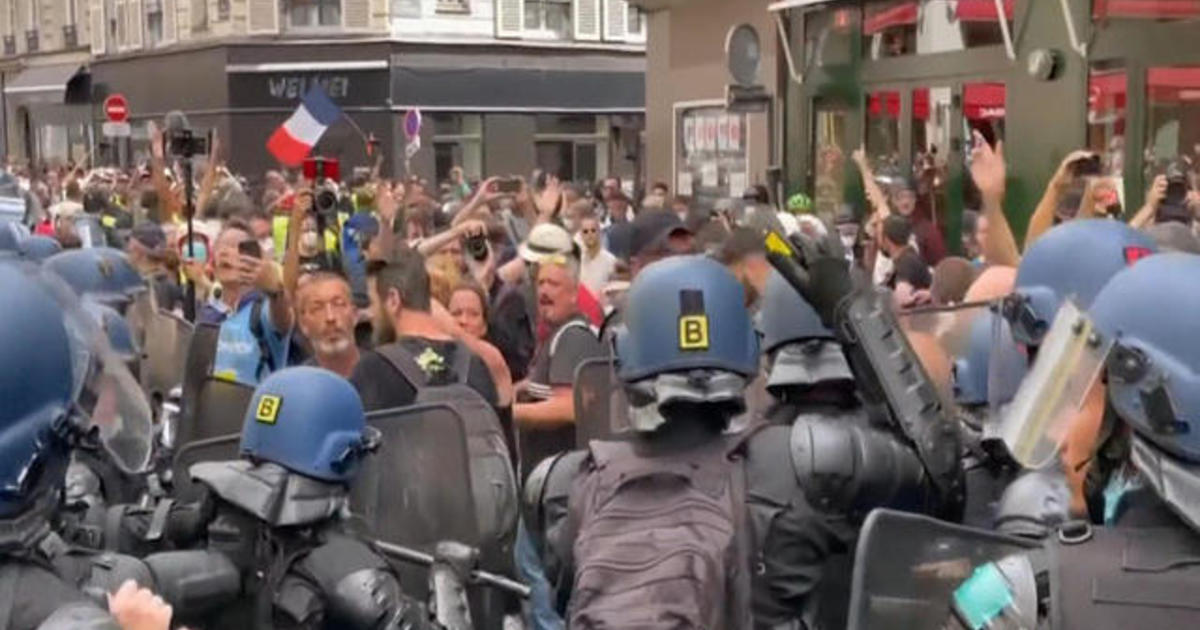 World protests in opposition to COVID-19 restrictions