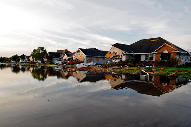 Central Illinois Hit With Severe Tornados