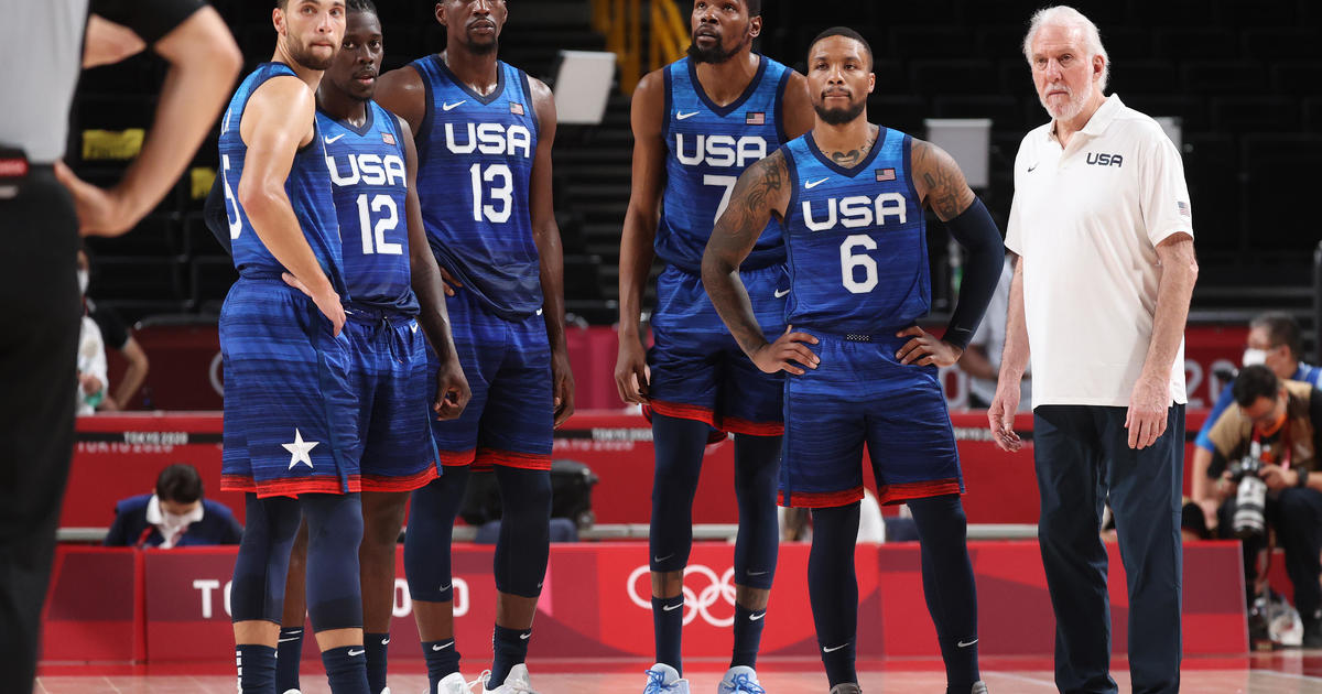 Team USA off to slow start at Tokyo Olympics