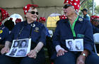 """Guinness World Record for """"The Largest Gathering of People Dressed as a Rosie the Riveter"""" Richmond"""