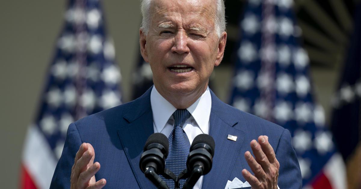 Biden addresses intelligence community for first time