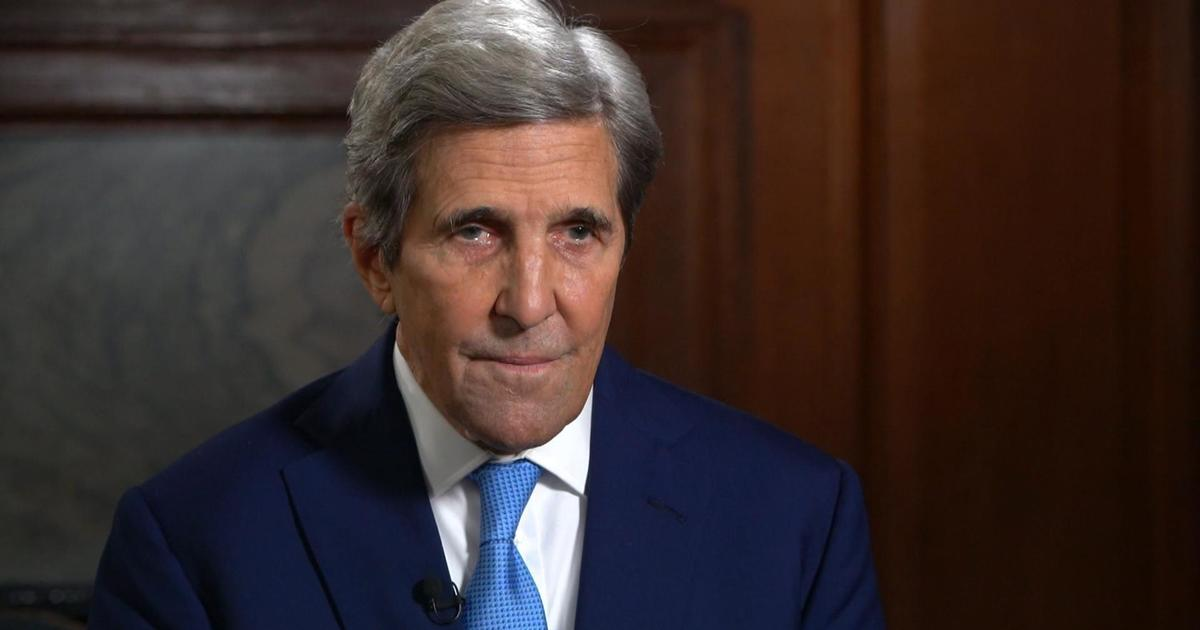 """John Kerry """"not confident"""" enough is being done to prevent worst damages of climate change"""