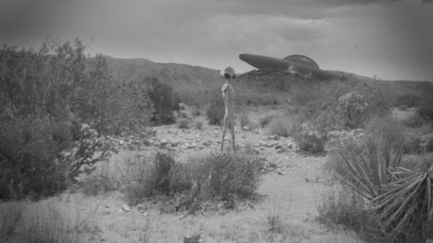 UFO Projects Netflix