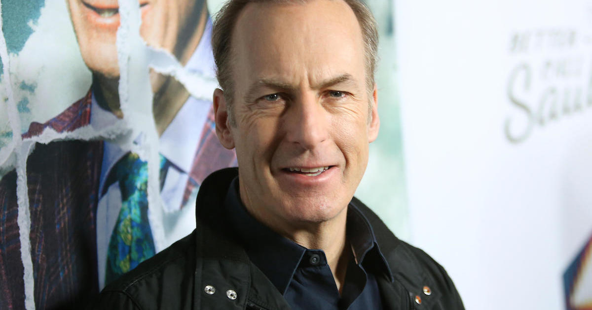 Bob Odenkirk says he suffered a