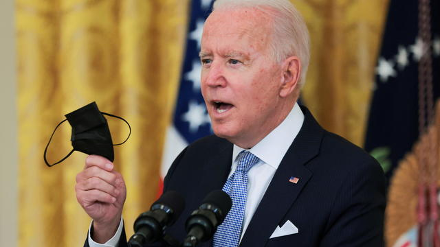 President Biden Meets With Governors On Wildfire Prevention